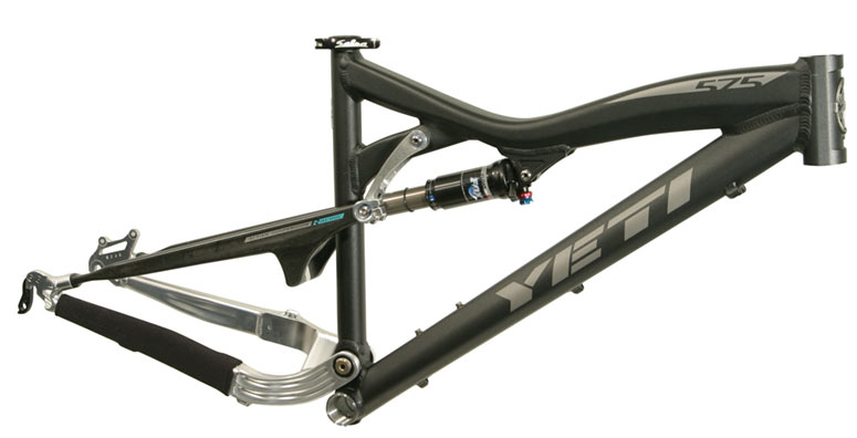 SPAM: 2008 YETI 575 frame for sale