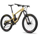 Santa Cruz Nomad CC XX1 with Reserve Carbon Wheelset 2018
