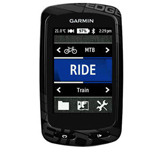 Garmin Edge 810 Trail Bundle 1:50k UK, HRM & Cadence