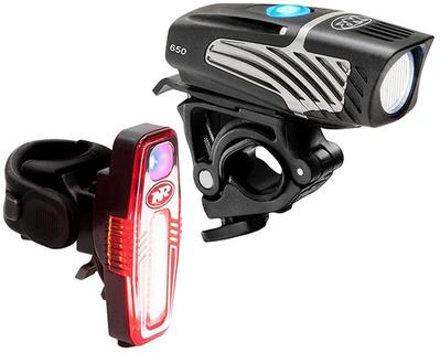 NiteRider Lumina Micro 650/Sabre 80 Combo Light Set