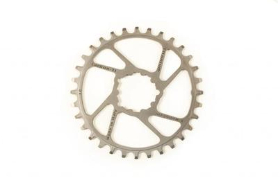 Carbon Ti X-MonoSync (Wide Narrow) Titanium Chainring