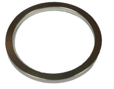 Chris King 2.5mm BB Cup Spacer Silver  (for threaded BB)